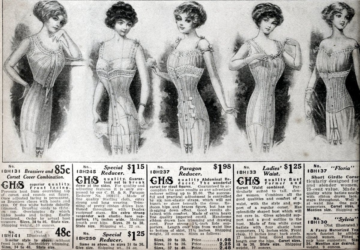 1912 Sears catalog clothing for women (11)