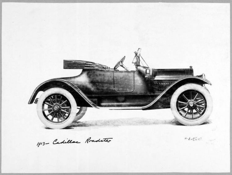 1913 - Cadillac Roadster
