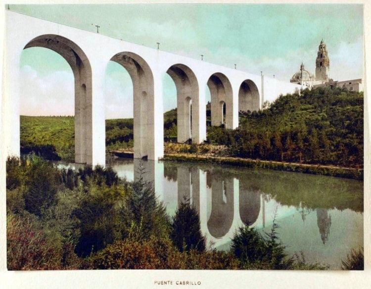 Panama-California World's Fair - San Diego Puente Cabrillo