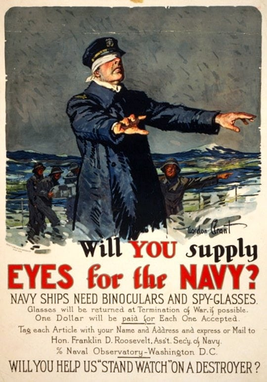 1917-wwi-call-for-binoculars-navy