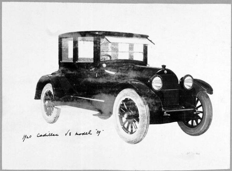 1920 Cadillac V8 Model 59
