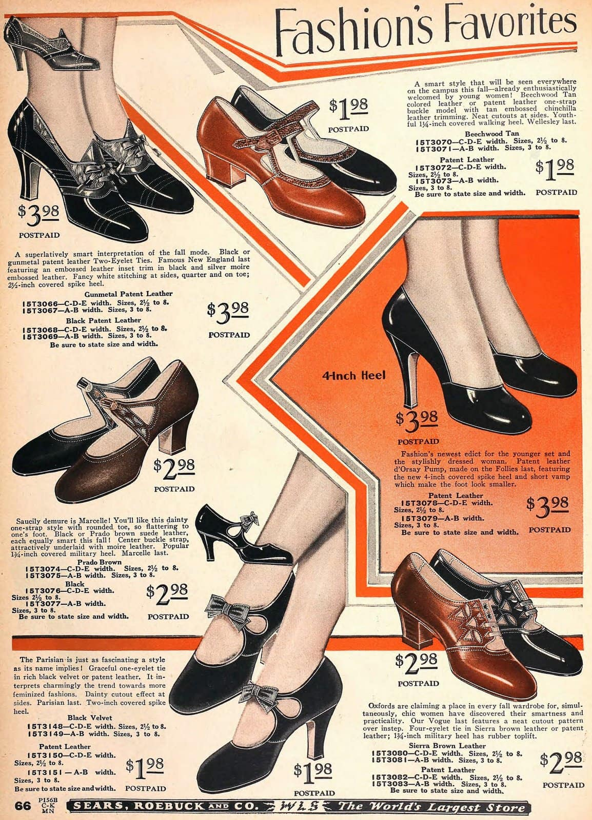 1920s shoes for women from 1929 (1)