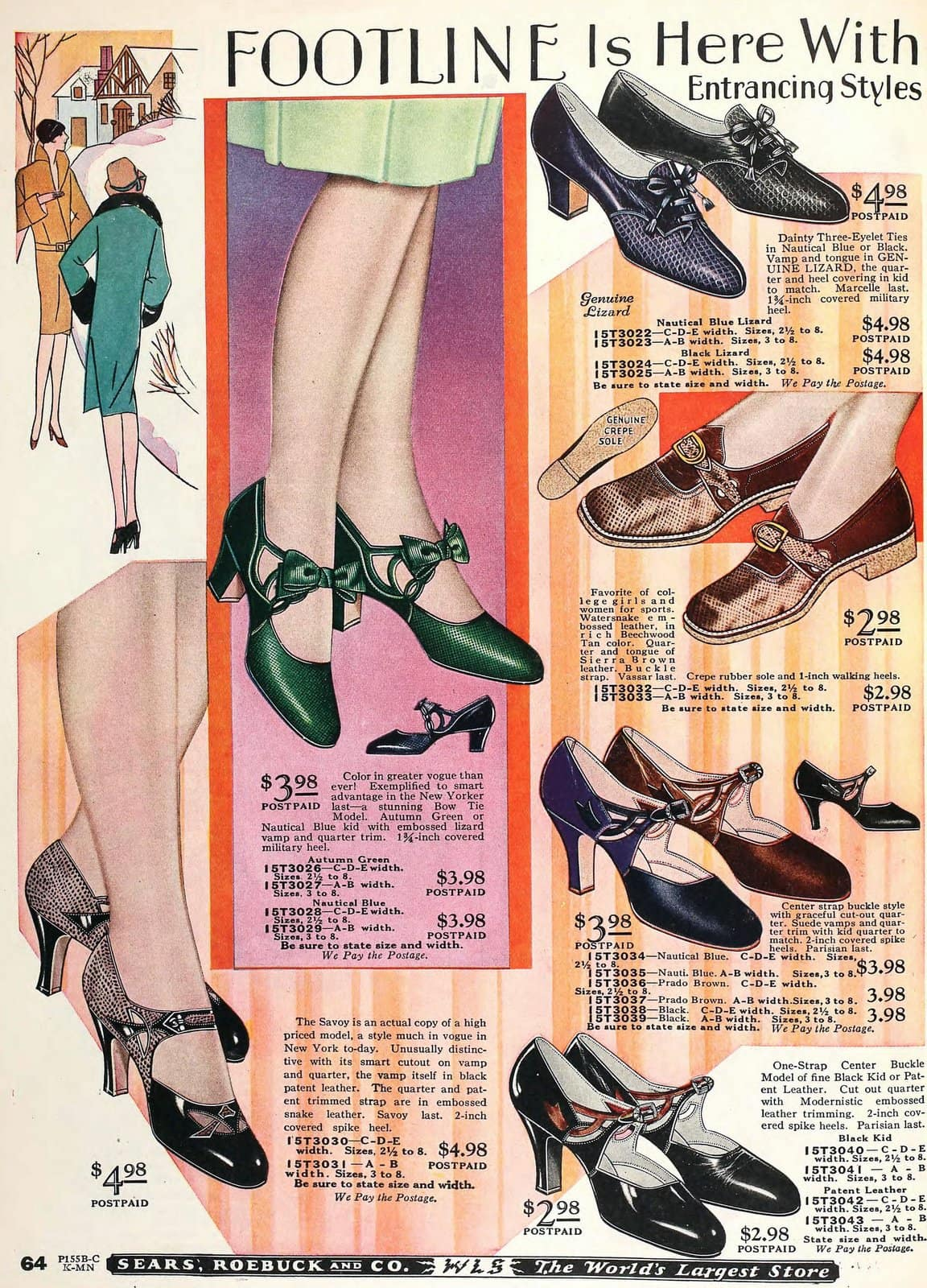 1920s shoes for women from 1929 (3)