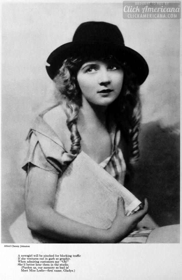 1921 - Gladys Leslie