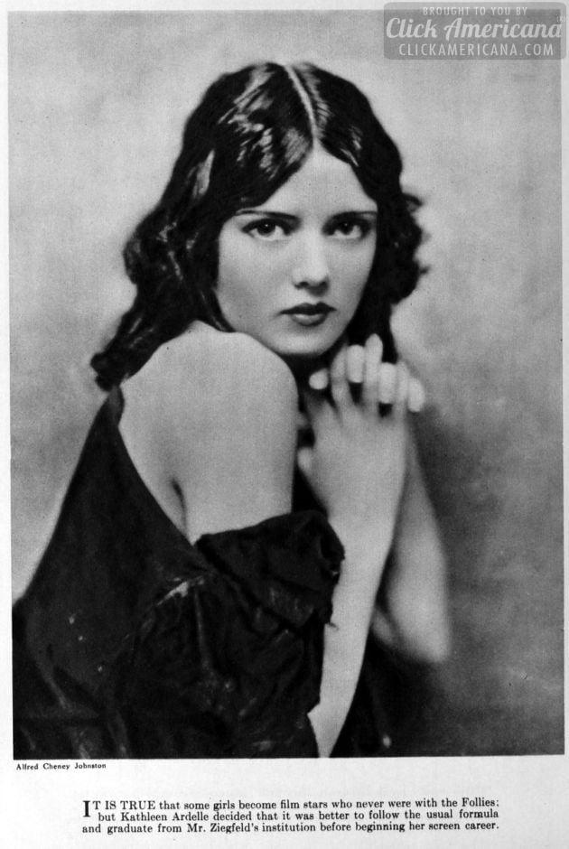 1921 - Kathleen Ardelle