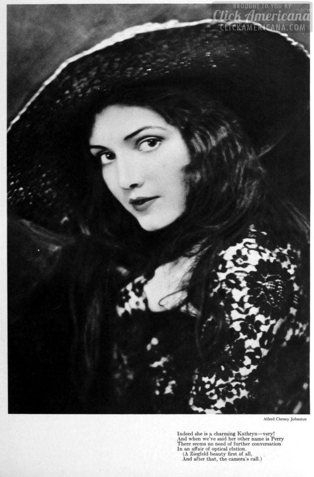 1921 - Kathryn Perry
