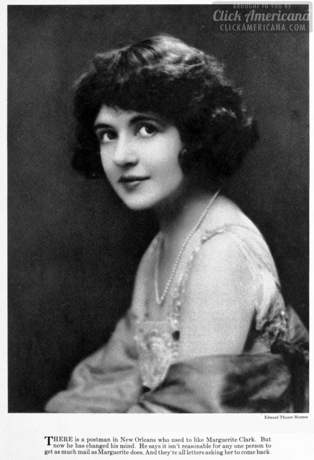 1921 - Marguerite Clark