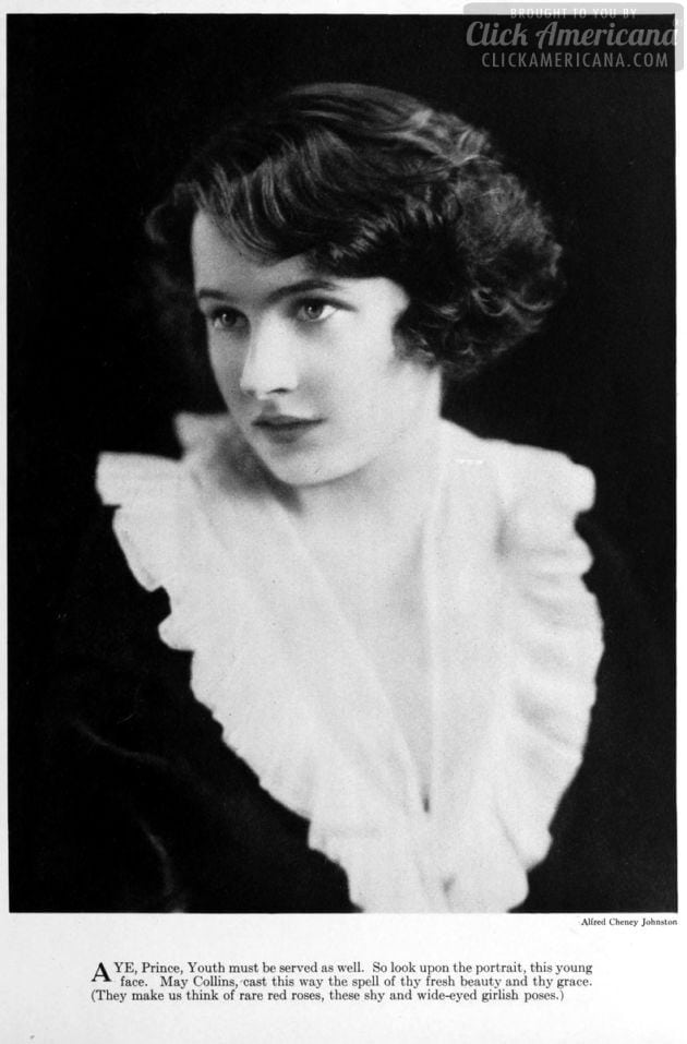 1921 - May Collins