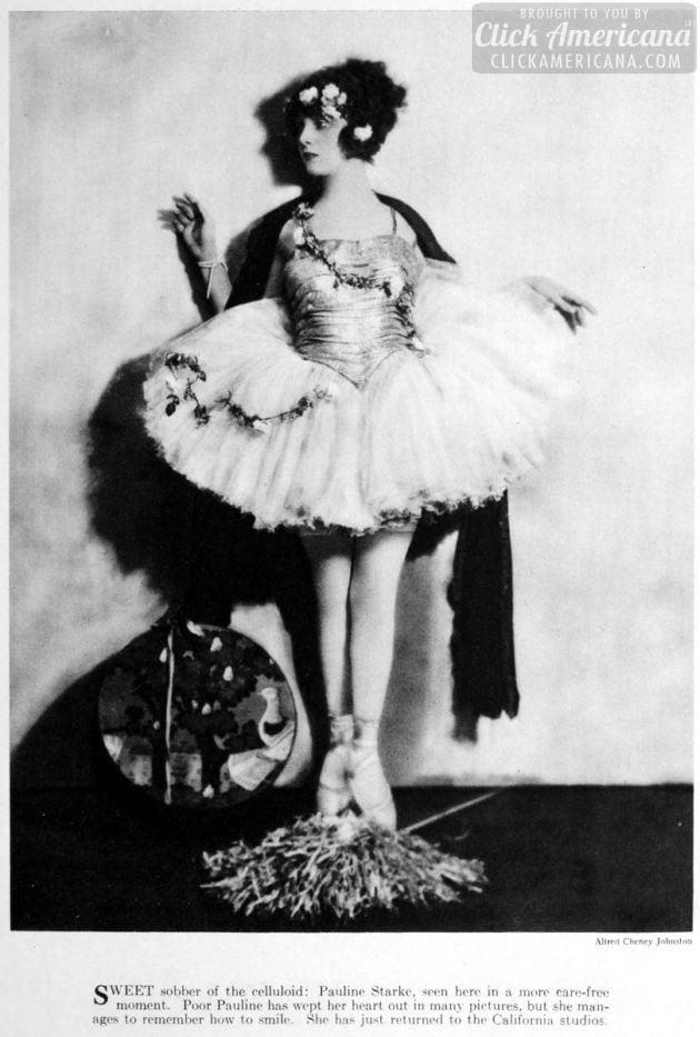1921 - Pauline Starke