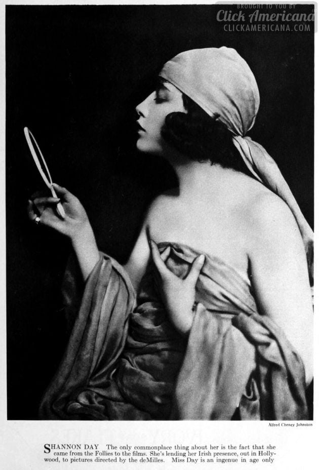 1921 - Shannon Day