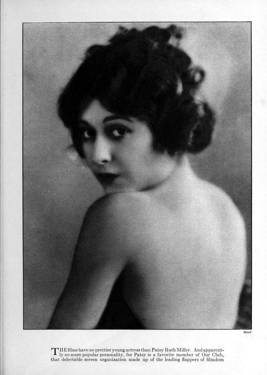 1923 Patsy Ruth Miller