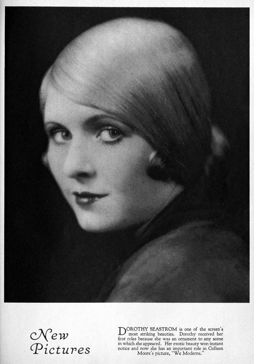 1925 Dorothy Seastrom