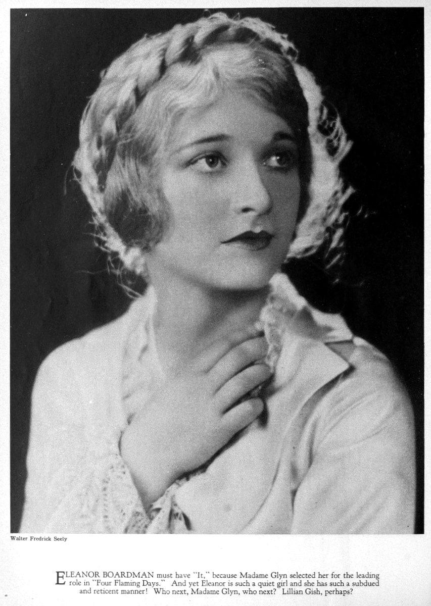 1925 Eleanor Boardman