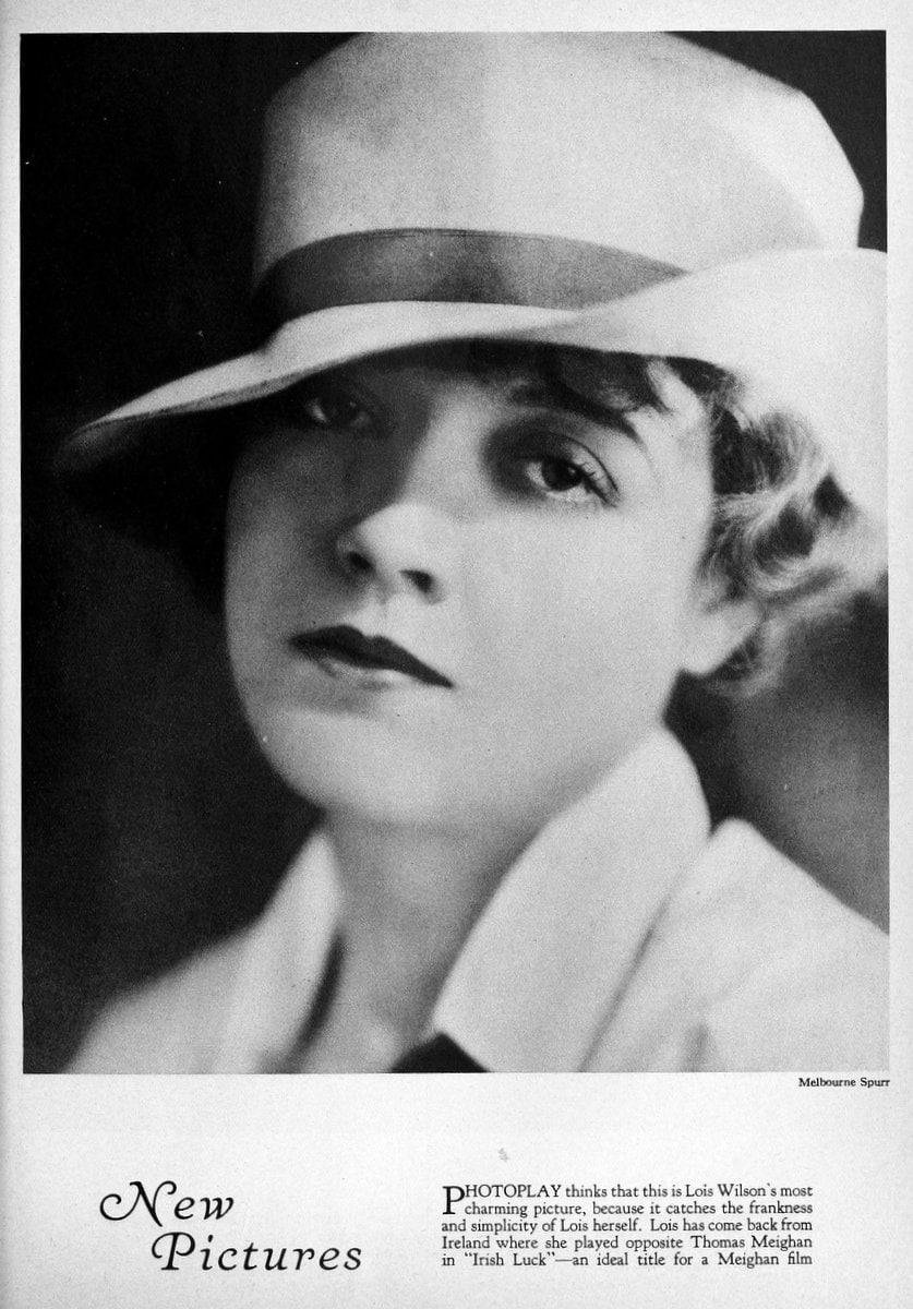 1925 Lois Wilson