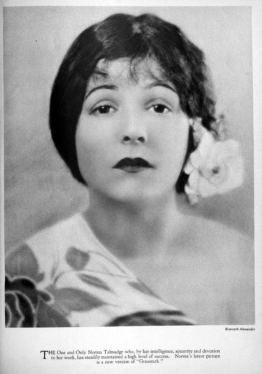 1925 Norma Talmadge