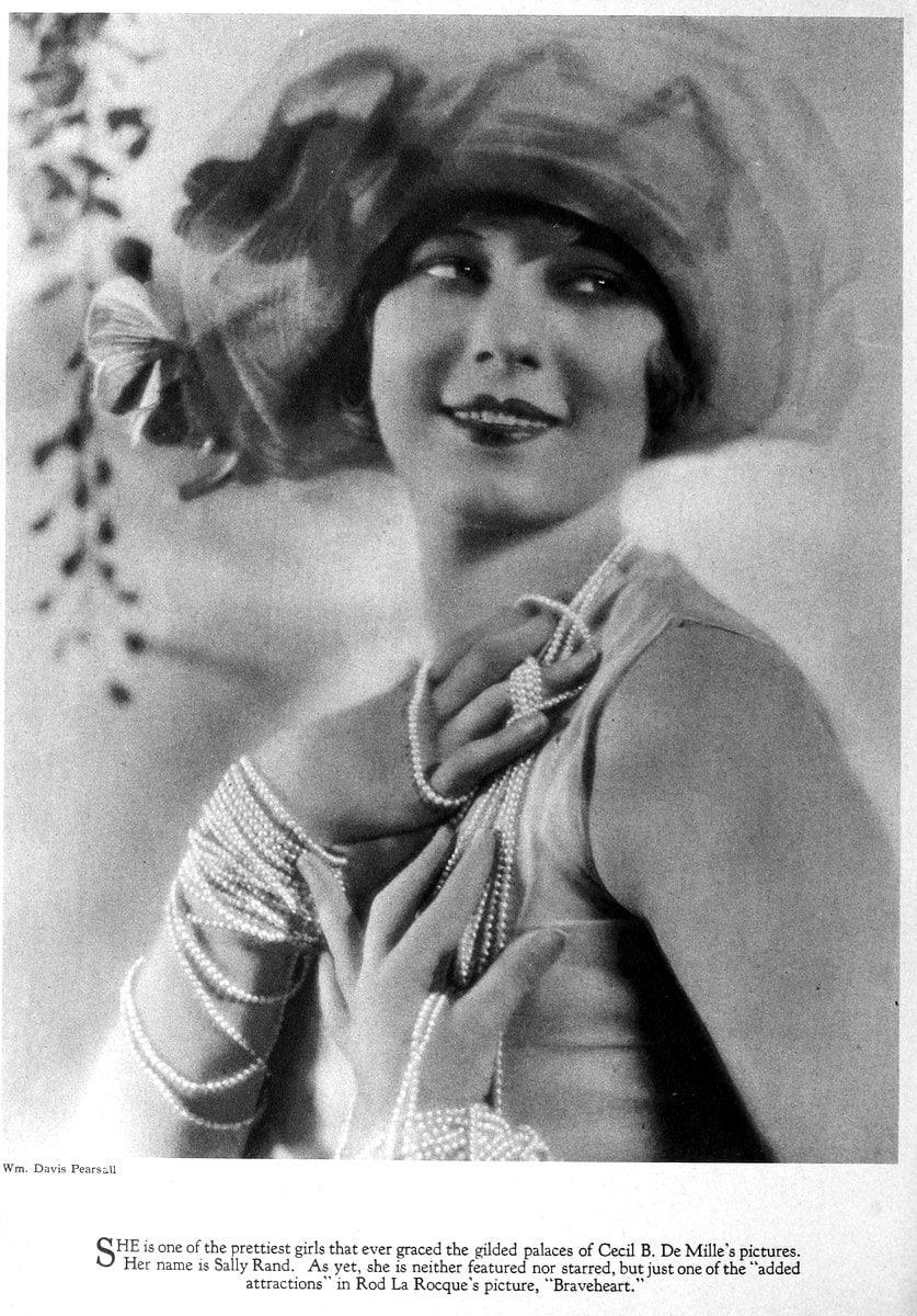 1925 Sally Rand