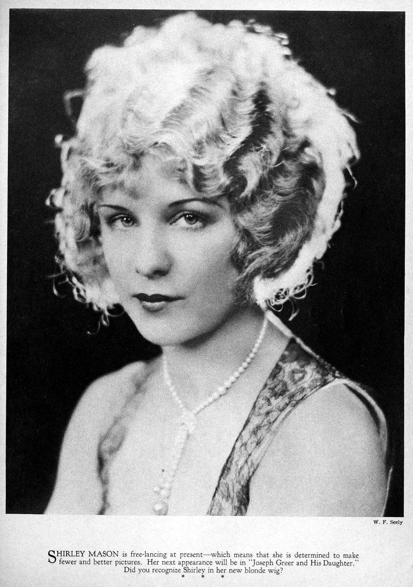 1925 Shirley Mason