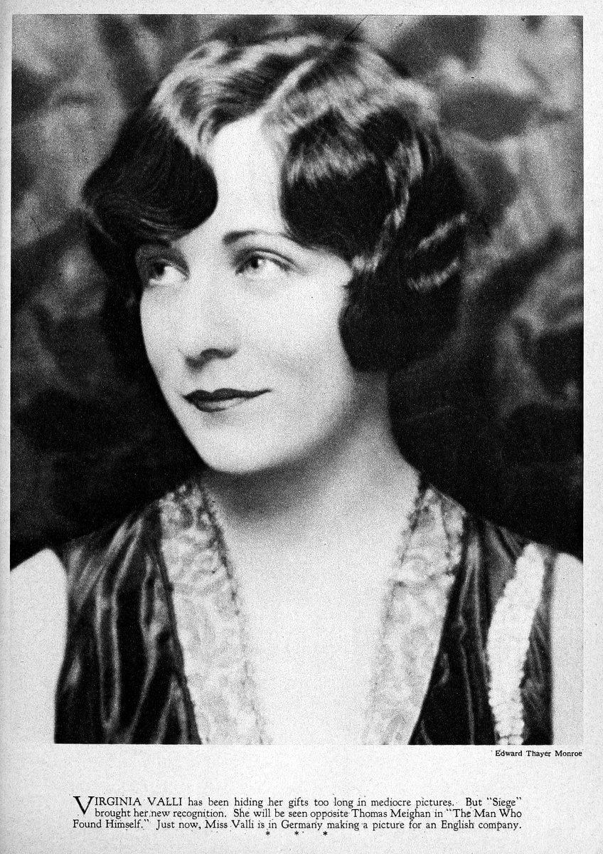 1925 Virgina Valli