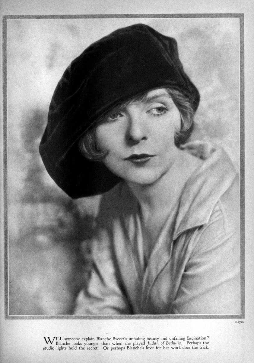 1926 Blanche Sweet