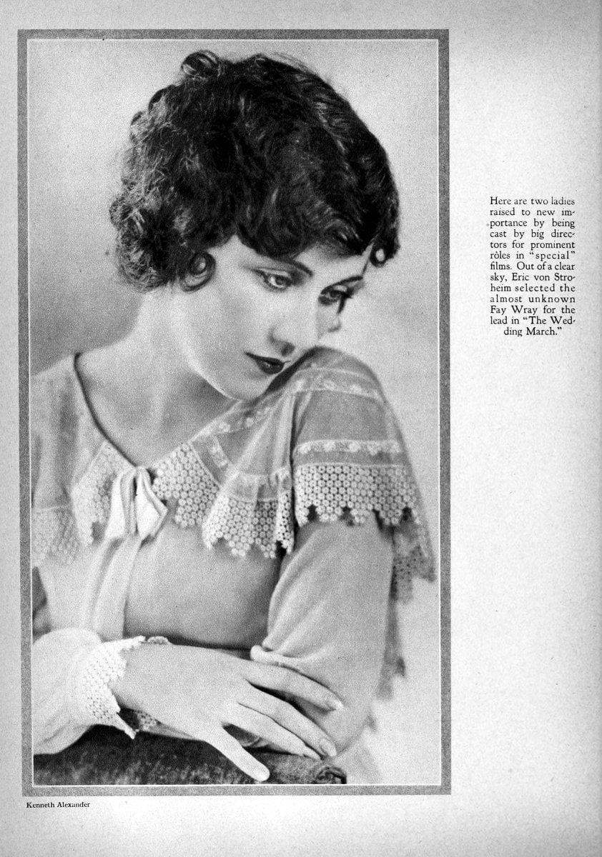 1926 Fay Wray