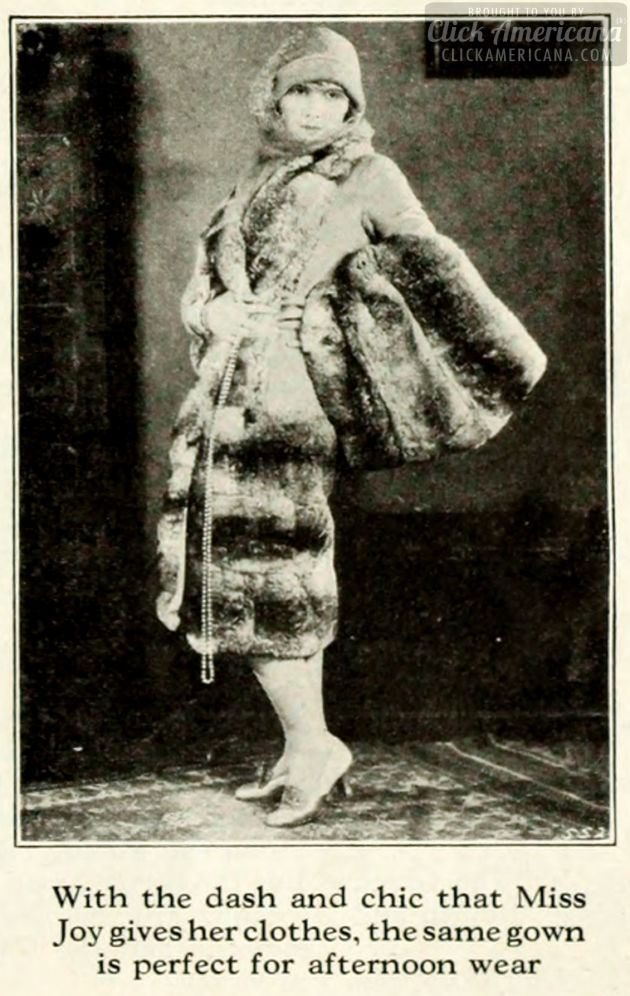 1926 - How to wear clothes correctly - fashion (2)