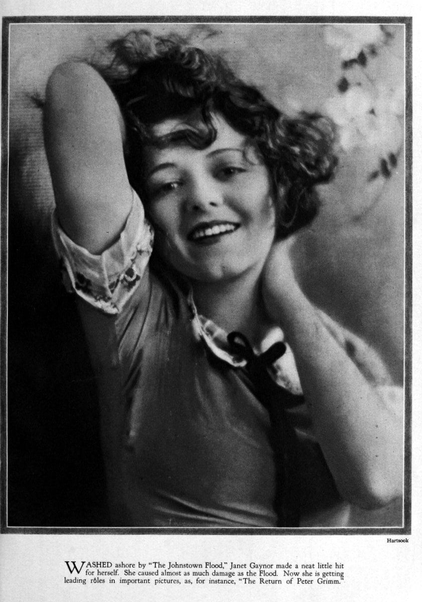 1926 Janet Gaynor