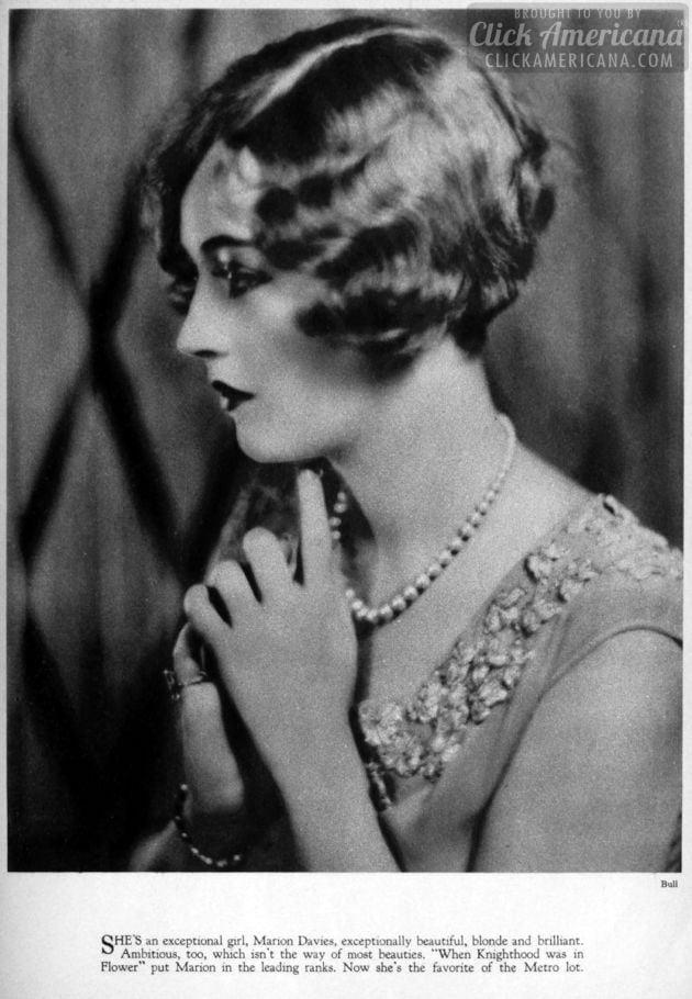1926 - Marion Davies