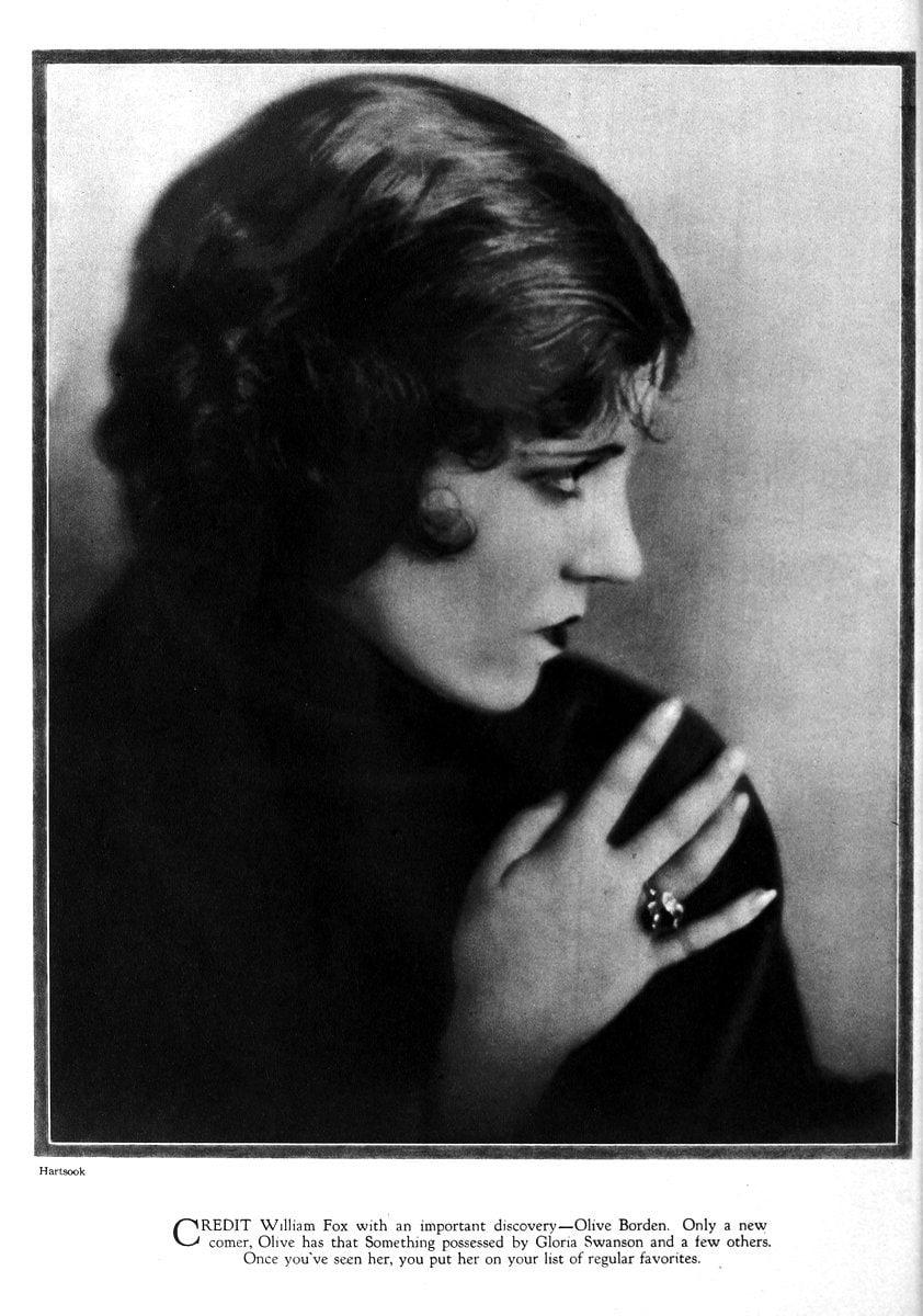1926 Olive Borden