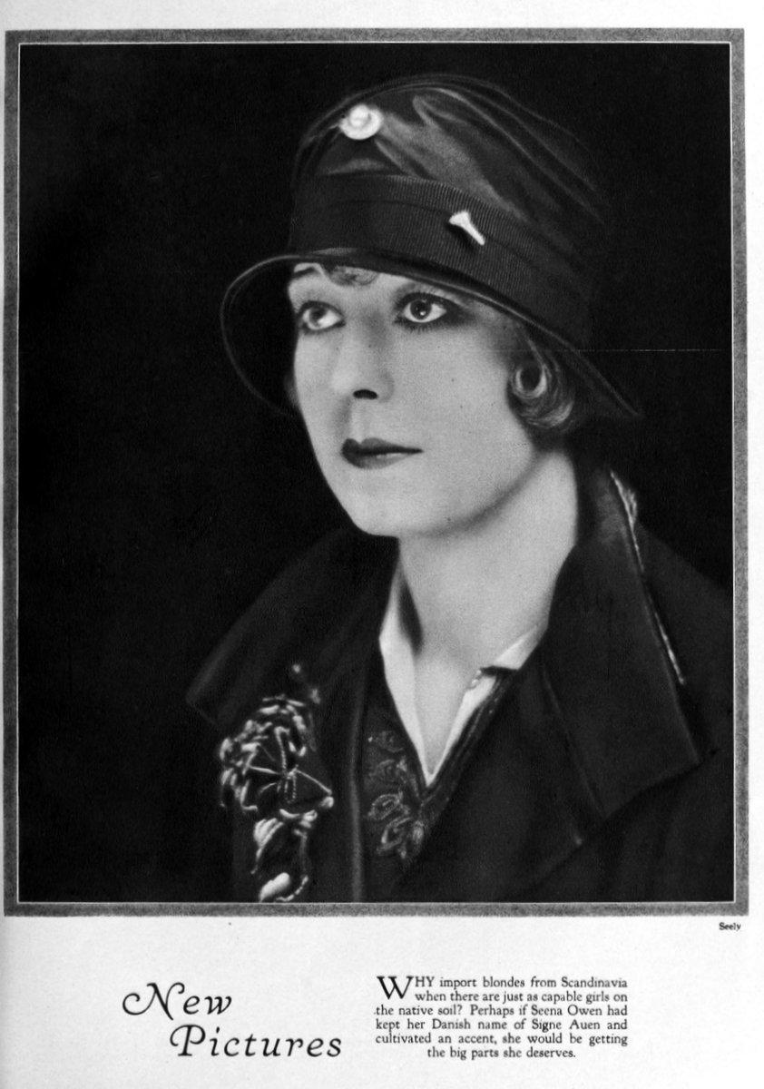 1926 Seena Owen