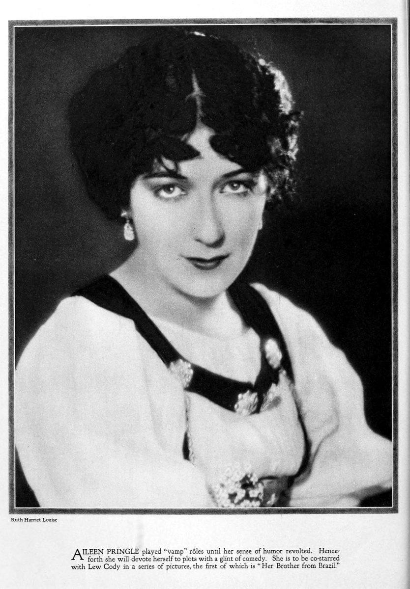 1927 Aileen Pringle