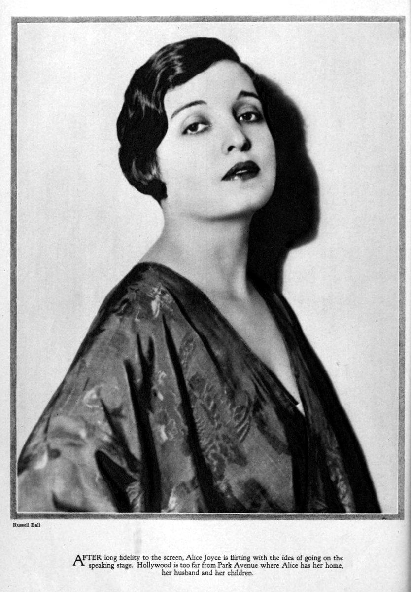 1927 Alice Joyce