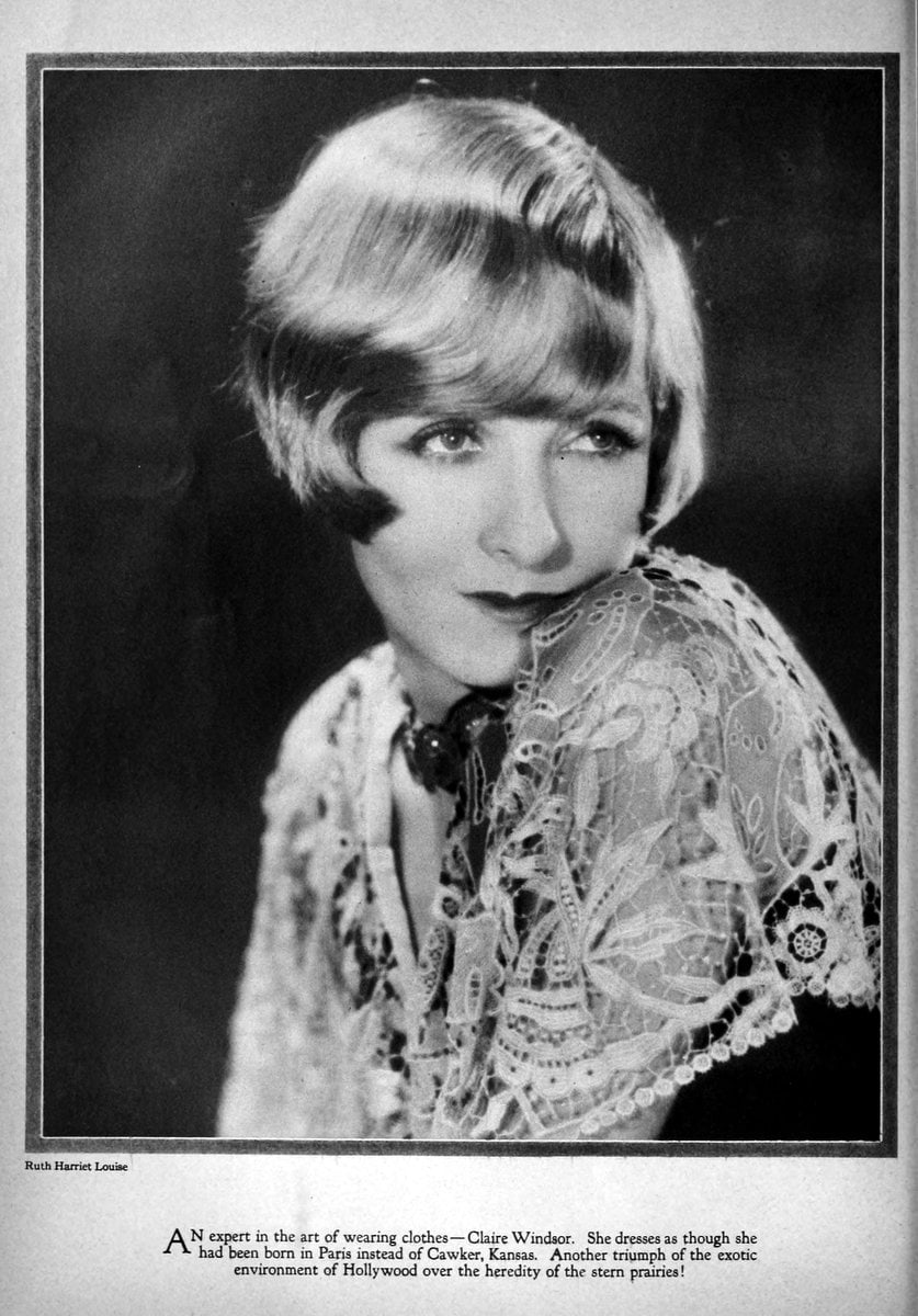 1927 Claire Windsor