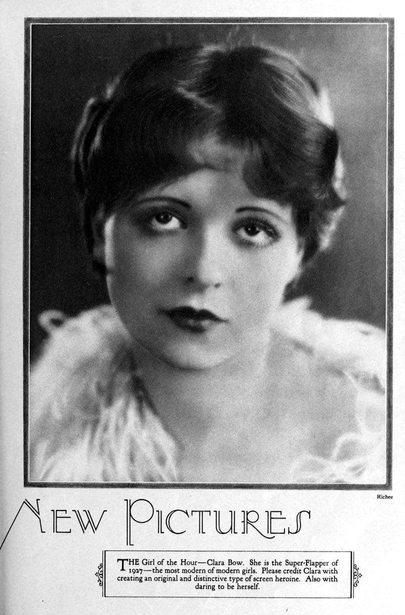 1927 Clara Bow - Girl of the Hour