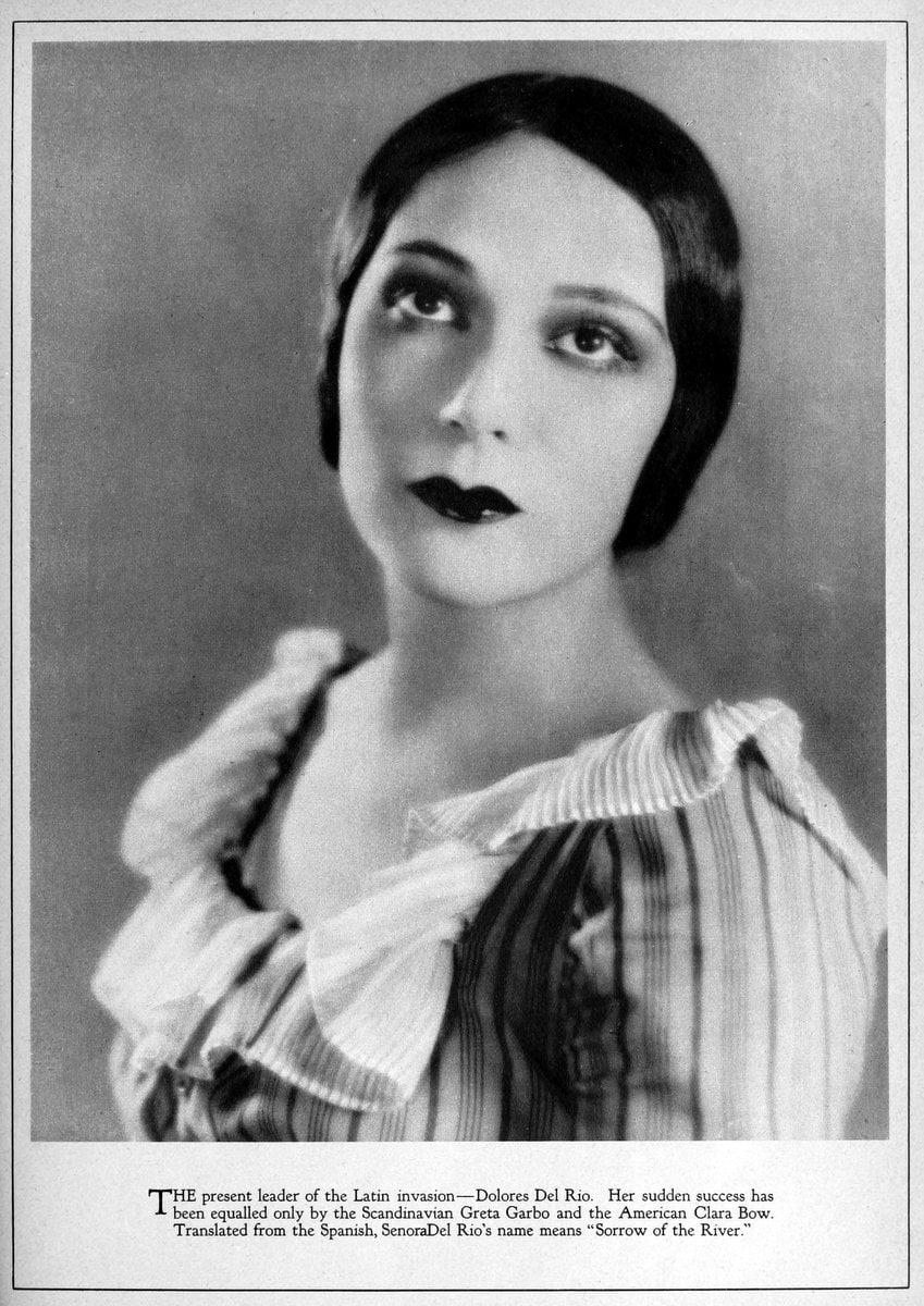 1927 Dolores Del Rio
