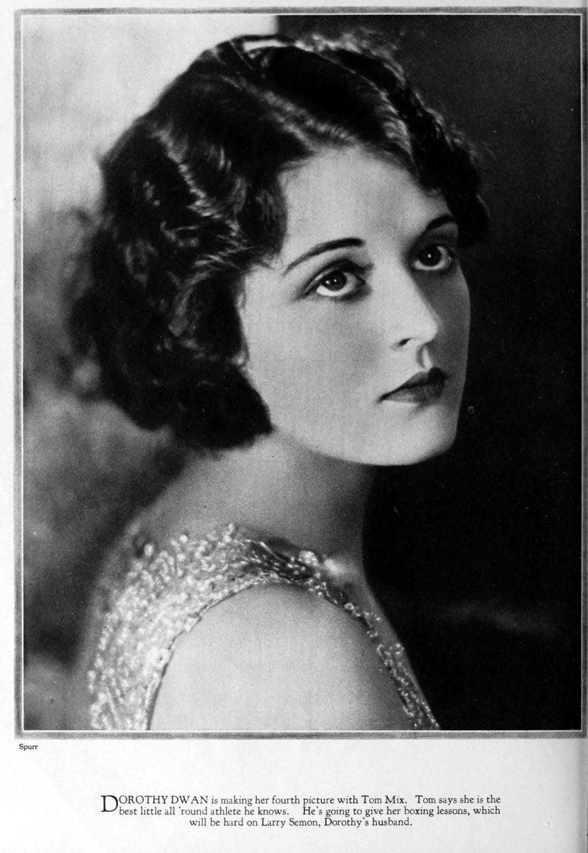 1927 Dorothy Dwan