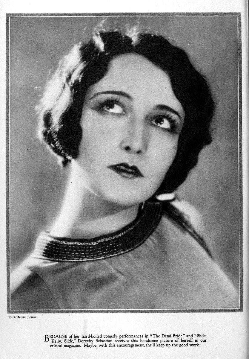 1927 Dorothy Sebastian