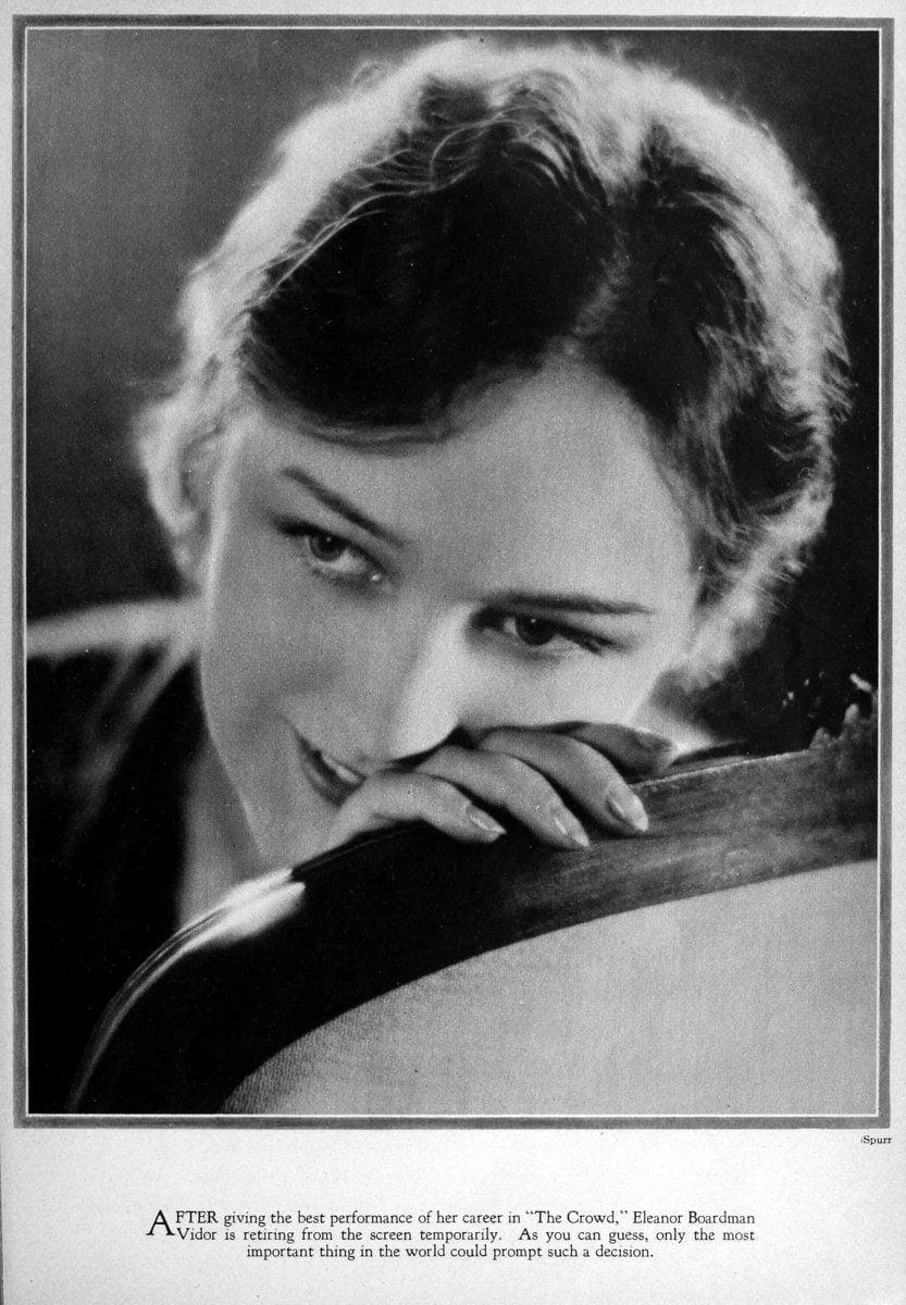 1927 Eleanor Boardman