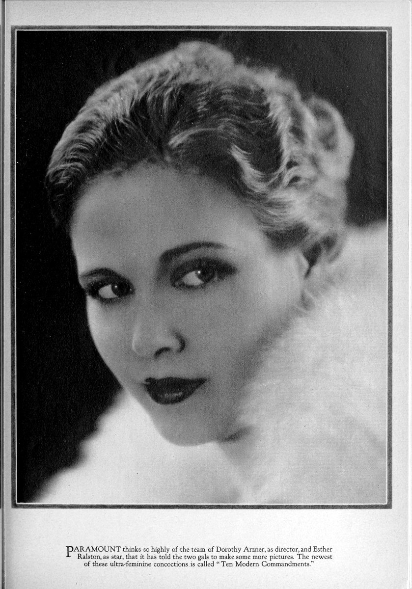 1927 Esther Ralston