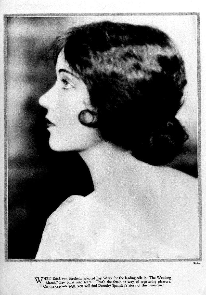 1927 Fay Wray
