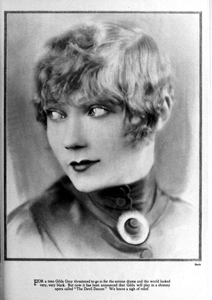 1927 Gilda Gray