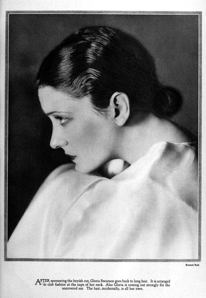 1927 Gloria Swanson