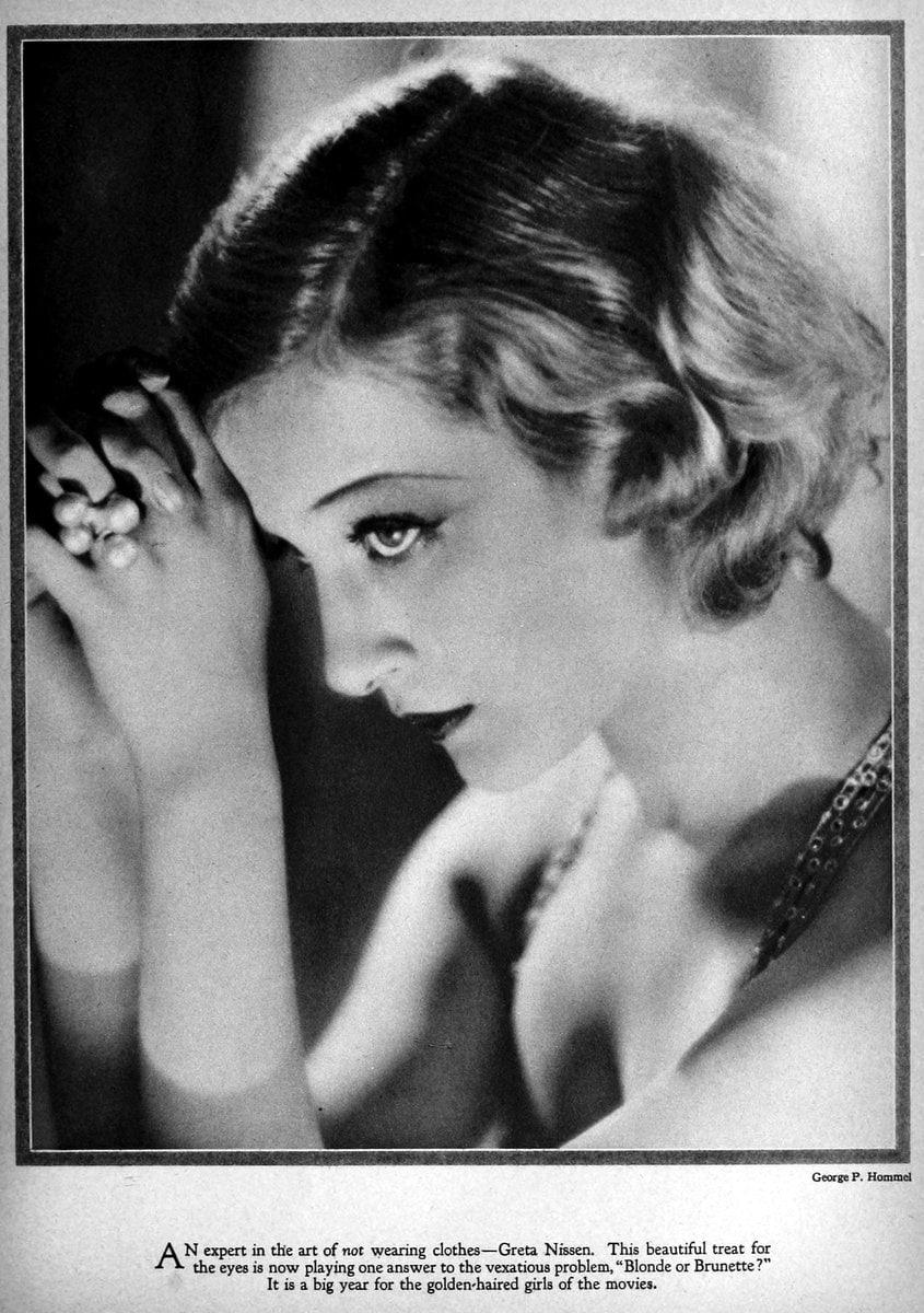 1927 Greta Nissen 2