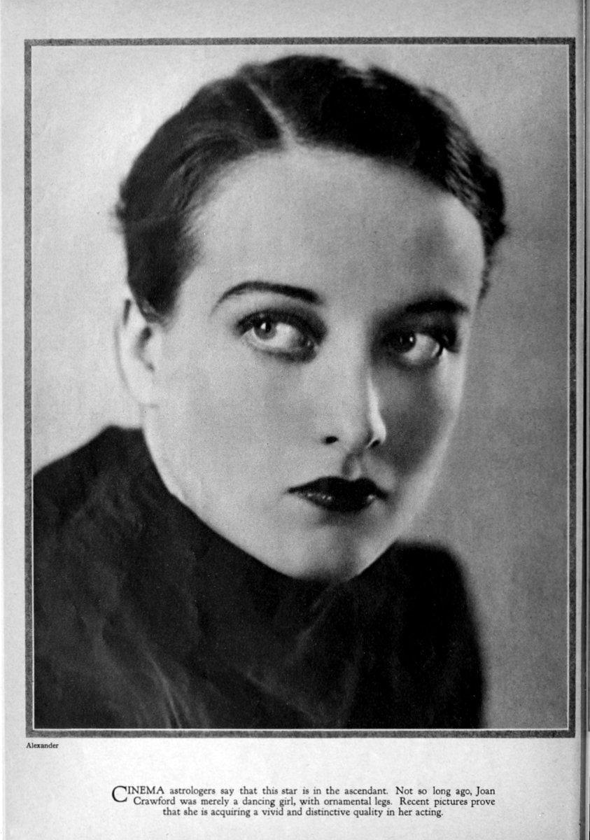 1927 Joan Crawford