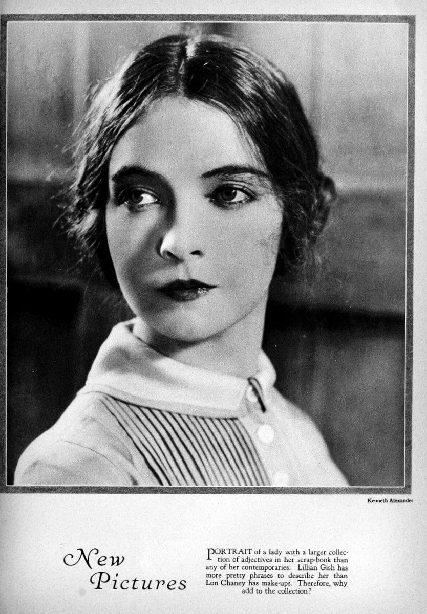 1927 Lillian Gish