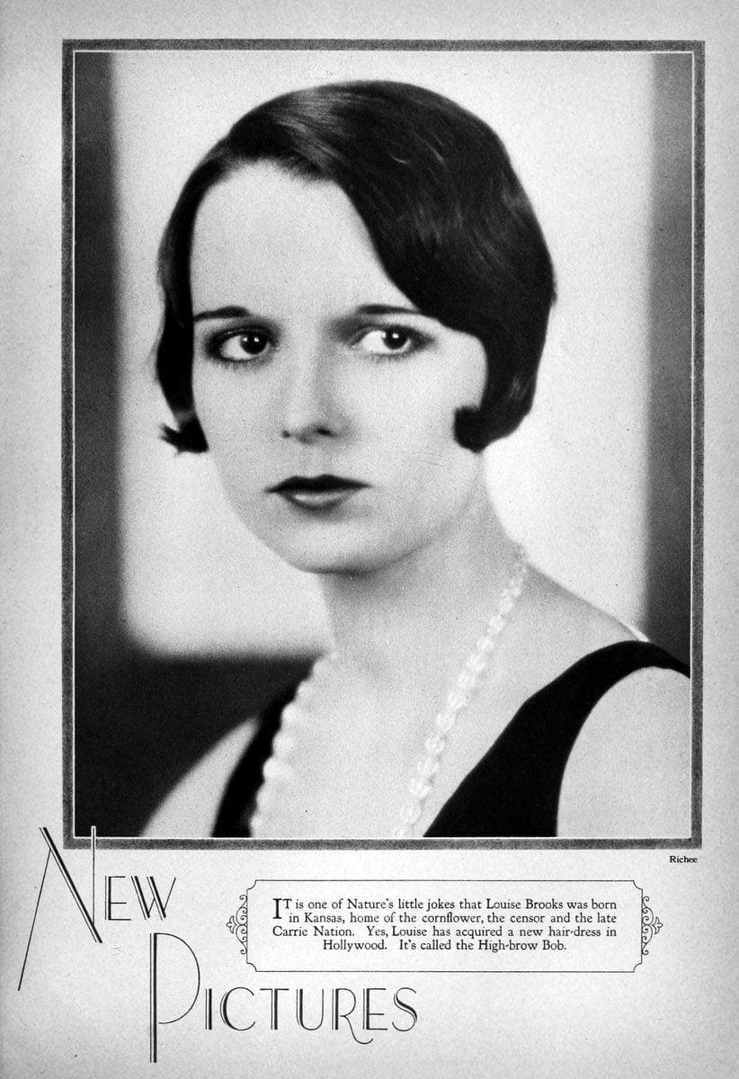 1927 - Louise Brooks