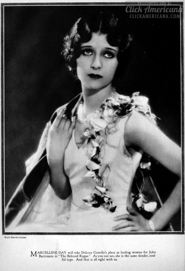 1927: Marcelline Day