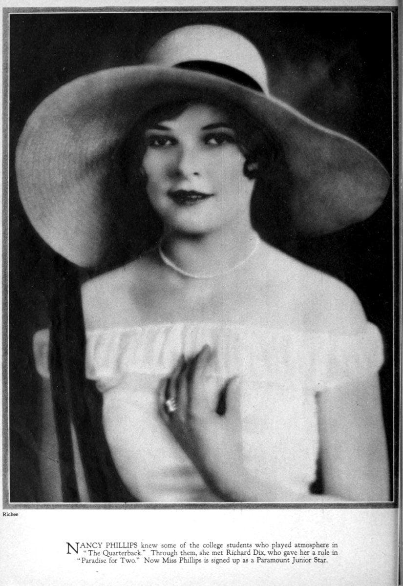 1927 Nancy Phillips