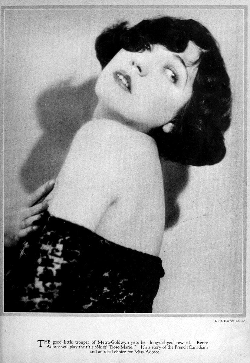 1927 Renee Adoree