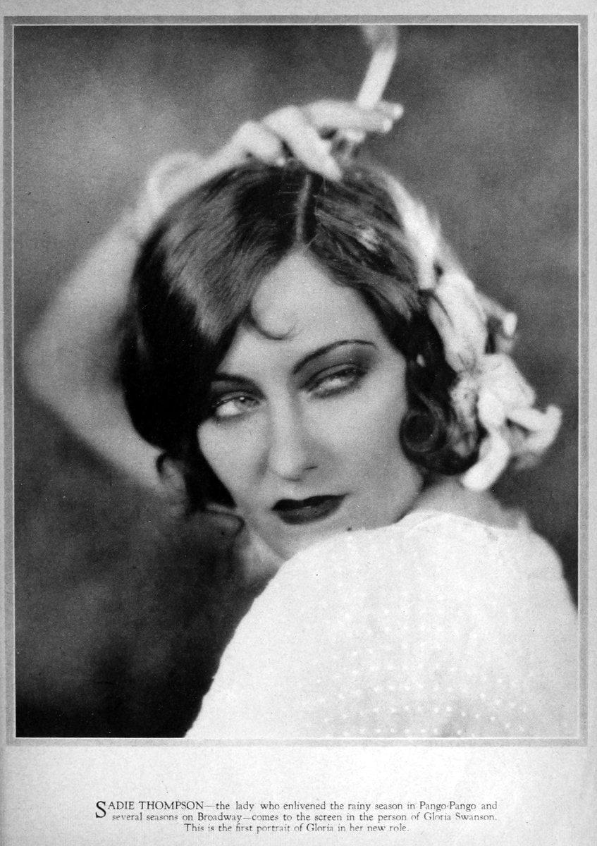 1927 Sadie Thompson