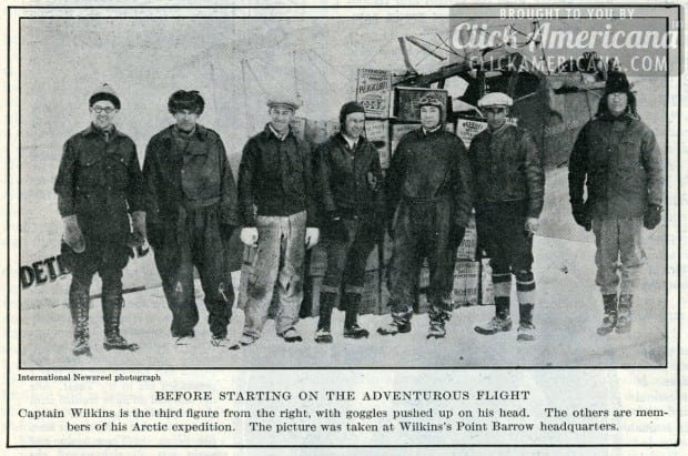 1927-Two weeks afoot on the arctic ice (2)